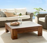 Pottery Barn Abbott Chunky Leg Coffee Table