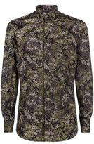 Dolce & Gabbana Camouflage Pocket Shirt