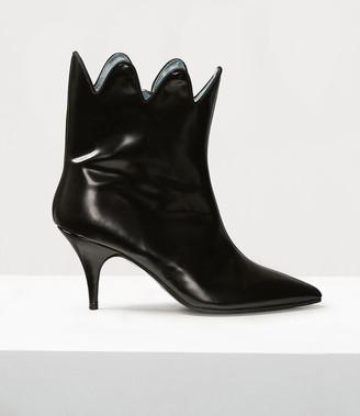 Vivienne Westwood Freed Stiletto Black
