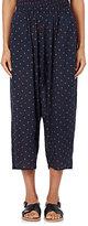 Etoile Isabel Marant Women's Millard Cotton Drop-Rise Pants