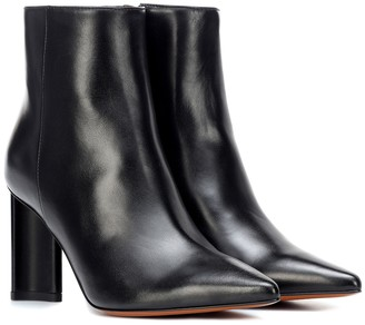 Clergerie Katiaa leather ankle boots