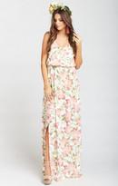 MUMU Kendall Maxi Dress ~ Lily Lady