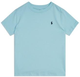 Ralph Lauren Kids Short-Sleeved Cotton T-Shirt (5-7 Years)
