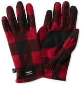 L.L. Bean L.L.Bean Sweater Fleece Gloves, Men's