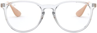 Ray-Ban RX7046 Rectangular Eyeglass Frames Non Polarized Prescription Eyewear