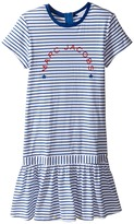 Little Marc Jacobs Mariniere Dress Girl's Dress