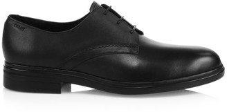 Bally Nelix Leather Derby Shoes