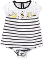 First Impressions Baby Girls' Bee Sunsuit, Only at Macy's