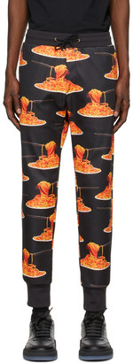 Paul Smith 50th Anniversary Black Spaghetti Lounge Pants