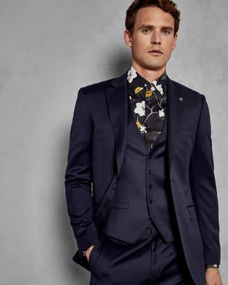 Ted Baker ARCINAW Debonair plain wool waistcoat