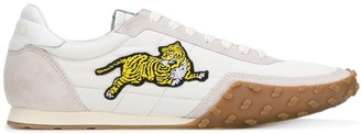 Kenzo Tiger Applique Sneakers