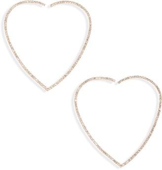 Stella + Ruby Heart of Hearts Earrings