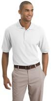 Nike Men's Golf Cotton Polo-White-S
