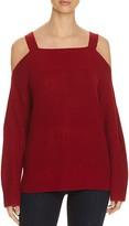 Sanctuary Amelie Cold Shoulder Sweater
