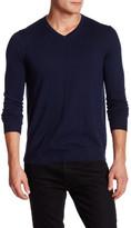 Ted Baker V-Neck Long Sleeve Sweater