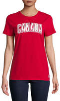 Canadian Olympic Team Collection Cotton Canada Tee
