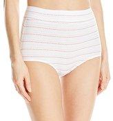 Warner's Women's No Pinching No Problems Cotton Brief Panty