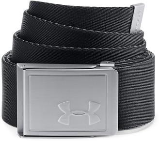 Under Armour Men's Reversible Webbing 2.0 Golf Belt