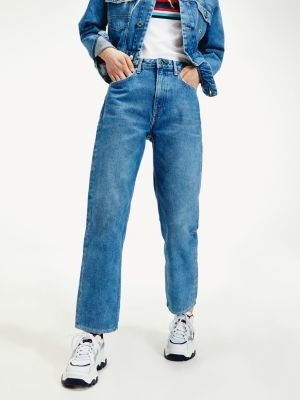 Tommy Hilfiger Harper High Rise Straight Fit Jeans