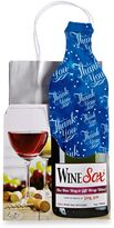 Bed Bath & Beyond Thank You Wine Bottle Cover