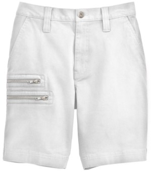 INC International Concepts Inc Men's Regular-Fit Zipper Shorts, Created for Macy's