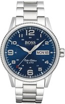 BOSS Men's 'Pilot' Watch, 44Mm