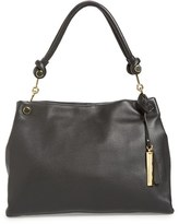Vince Camuto 'Ruell' Leather Shoulder Bag - Black