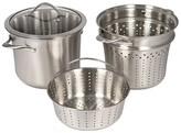 Calphalon Contemporary Stainless 8-Quart Pot & Colander Set