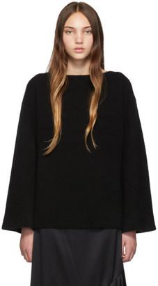 3.1 Phillip Lim Black Lofty Sweater