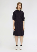 Mhl By Margaret Howell Duster Dress