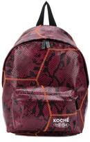 Koché x Eastpak Orbit backpack