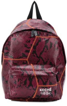 Koché x Eastpak Orbit backpack
