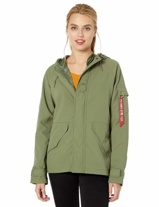 Alpha Industries Women's ECWCS Gen I Parka MOD W
