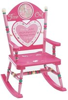 Levels of Discovery Furniture - Time Out Rocker - Girl