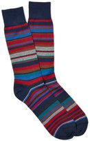 J.Mclaughlin Multi Stripe Socks