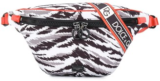 Dolce & Gabbana Jungle Sport belt bag