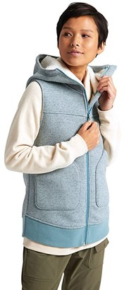 Burton Minxy Vest (True Black Sherpa 1) Women's Vest