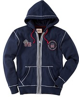 Joe Browns On The Road Zip Through Hoodie