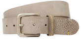 Peter Werth Highlight Contrast Stitch Belt