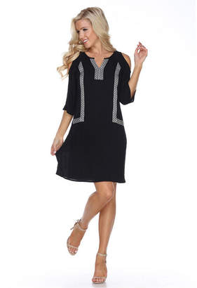 White Mark Women Marybeth Dress