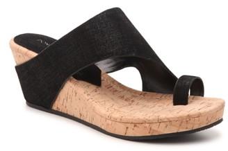 Donald J Pliner Gyer Wedge Sandal