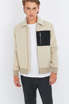 Wood Wood Frank Pristine Fleece Jacket