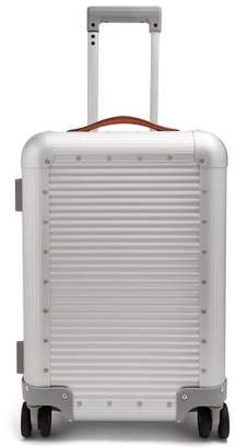 Fabbrica Pelletterie Milano - Bank Spinner 53 Aluminium Cabin Suitcase - Womens - Silver