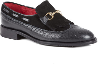 Its Got Soul Megan Black Loafer