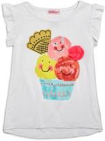 Design History Girls' Ice Cream Top