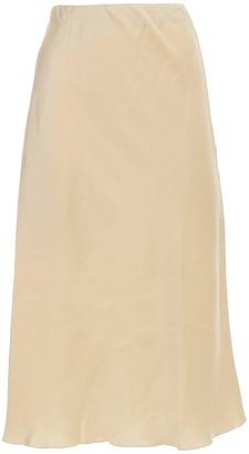 Nanushka Zarina Satin Skirt