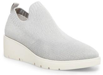 STEVEN NEW YORK Bell Wedge Slip-On Sneaker