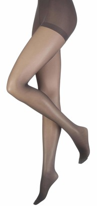Elbeo Caresse Firm Support Tights - Medium - Barely Black