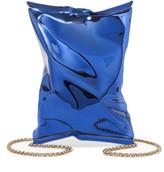 Anya Hindmarch Crisp Packet metal shoulder bag