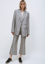 Hope Yellow Check Loft Blazer